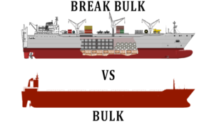 Break Bulk VS Bulk